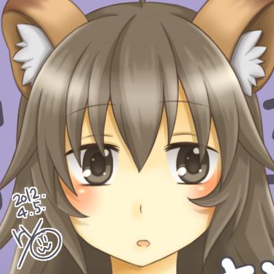 狸耳の娘さん